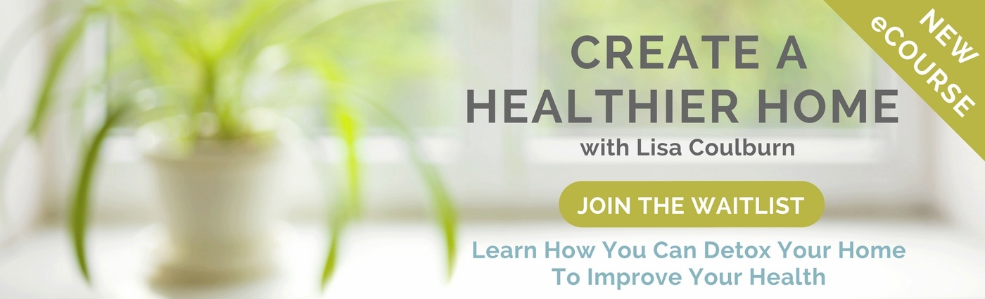 Create a Healthier home course